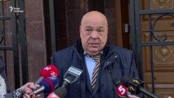 Москаль дав свідчення у ГПУ у справі Майдану