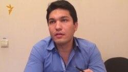 "Старший юрист правозащитного центра ""Мемориал"" Фуркат Тишаев"