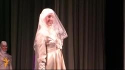 Kazan Showcases Muslim Fashion