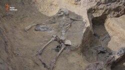 У Львові виявили людські останки на подвір'ї музею «Тюрма на Лонцького» (відео)