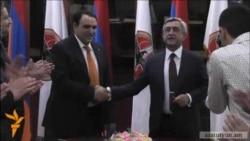 ՀՀԿ-ն եւ ՕԵԿ-ը կոալիցիոն համաձայնագիր ստորագրեցին