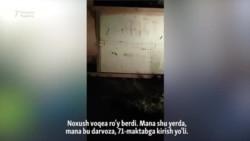 В Самарканде школьные ворота насмерть задавили 12-летнего Жонибека