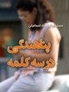"""Cover for Bamdad Esmaeili documentary """"Seeking Asylum in 3 words"""""""