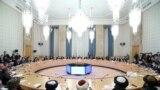 د اکتوبر پر ۲۰مه نېټه د افغانستان لپاره د مسکو په غونډه