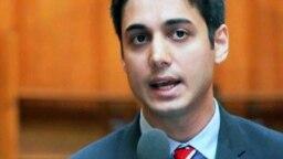 کیانوش سنجری، فعال دانشجویی و روزنامهنگار سابق