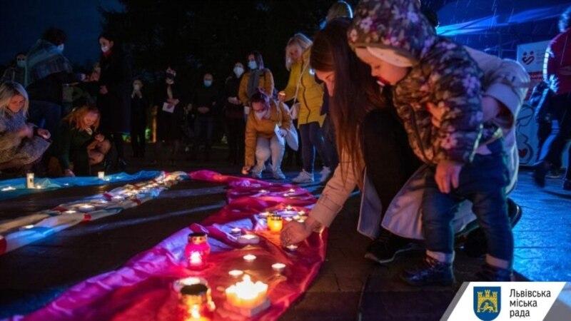 15 жовтня – День пам'яті ненароджених і померлих немовлят. У Львові відбулися заходи