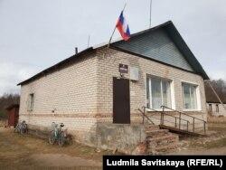 Участковый пункт полиции рядом с Прискухой