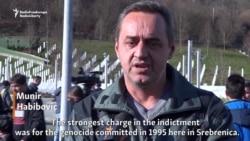 Supraviețuitorii masacrului de la Srebrenica despre condamnarea lui Ratko Mladic