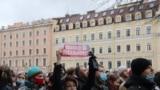 Акция протеста 21 апреля в Петербурге