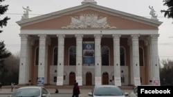 Абдылас Малдыбаев атындагы академиялык опера жана балет театры.