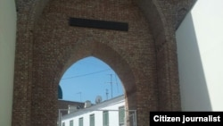 Одна из мечетей в Узбекистане, архивное фото.
