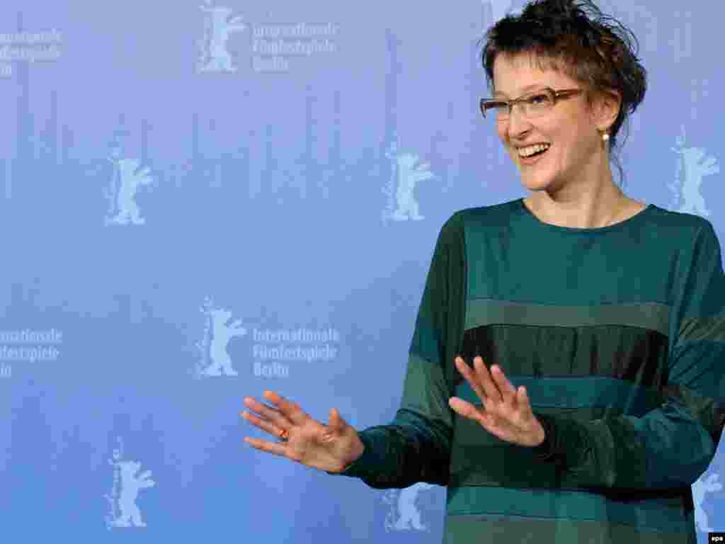 Jasmila Žbanić, bh. režiserka. Foto: EPA