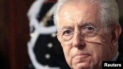 İqtisadçı və Avropa Birliyinin keçmiş komissarı Mario Monti