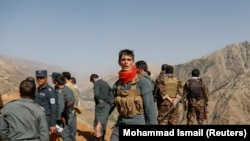 Афганські силовики на посту (фото ілюстративне)