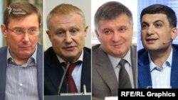 Луценко, Аваков і Гройсман найімовірніше залишили святкування ювілею Суркіса в авто через підземний паркінг