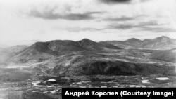 Лагерь Мальдяк. Фото из семейного архива