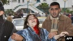 حملات هوایی اسرائیل به مناطقی در غزه بیش از ۷۰۰ زخمی برجای گذاشته است. (عکس از: AFP )