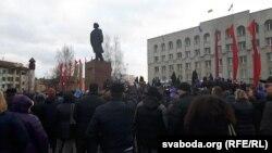 «Марш недармаедаў» уГорадні 15сакавіка