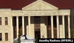 Quba rayon İcra Hakimiyyəti