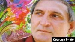 Tajikistan -- Tajik poet Gulnazar Keldi, Dushanbe, undated
