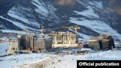 «Şahdağ» turizm kompleksində işlər 2018-ci ildə başa çatacaq.