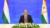 Эмомалӣ Раҳмон, раиси ҷумҳури Тоҷикистон.