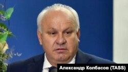 Экс-глава Республики Хакасия Виктор Зимин (Архивное фото)