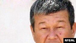 Ыхлас Шангереев, председатель профкома предприятия «Жондеу». Жанаозен, Мангистауская область.