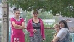 Октябрьскида Украина качаклары торактан чыгарыла
