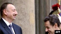N.Sarkozi və İlham Əliyev, 9 dekabr 2009
