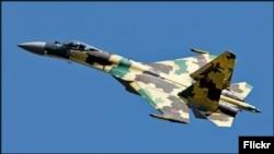 Санкцияга себеп болгон Су-35 учагы