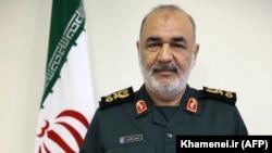 Komandanti i Gardës Revolucionare Islamike të Iranit, Hossein Salami