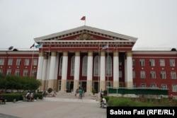 Universitatea din Osh