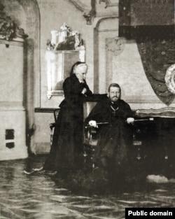 Софія Шептицька і Андрей Шептицький
