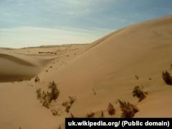 Місце зародження пандемії чуми – пустеля Ґобі