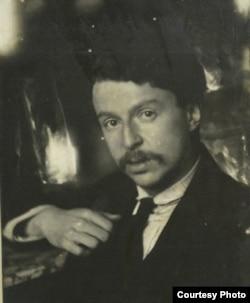 Лидер уфимских левых эсеров Исаак Штейнберг. Фото: Национальный музей Республики Башкортостан