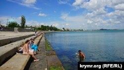Євпаторія, літній курортний сезон 2017