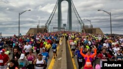 Maraton u Njujorku