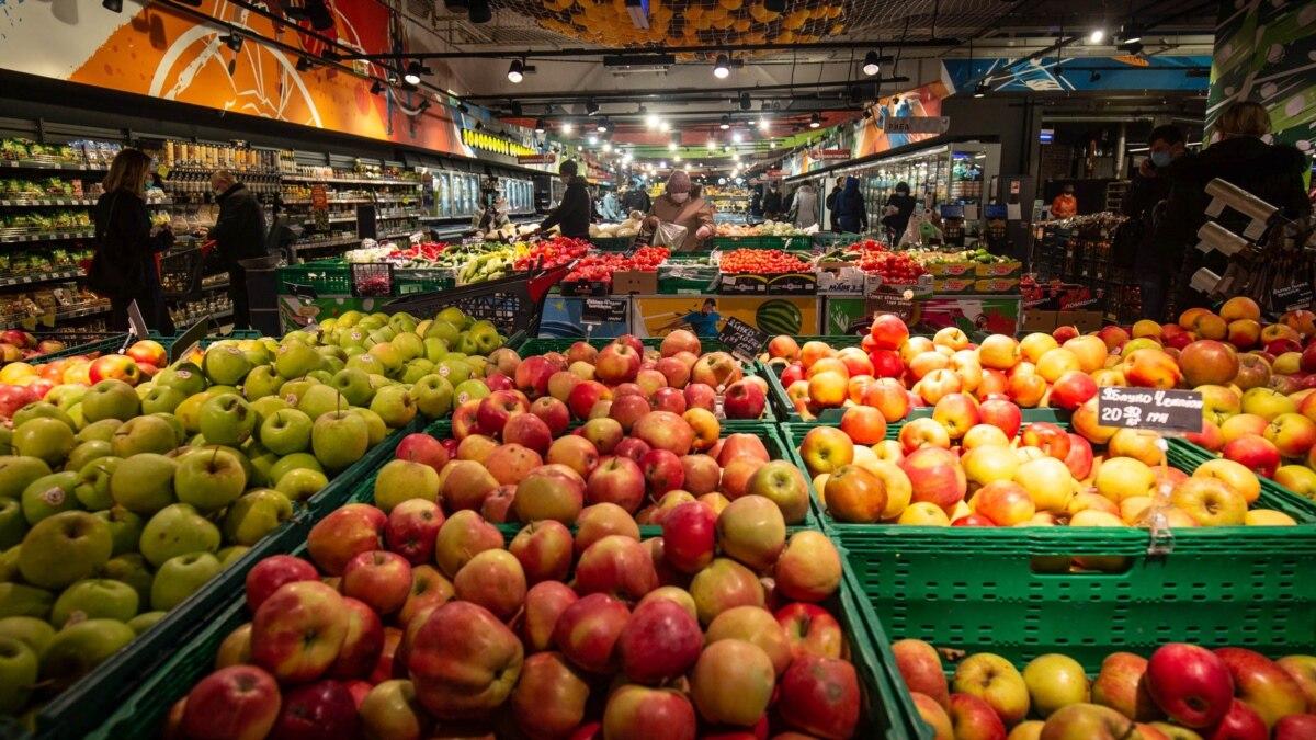 Дефицита продовольственных товаров в Украине нет – Минэкономики