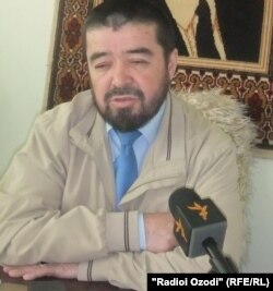Боймурод Холов, раиси Фурӯшгоҳи марказии Тоҷикистон