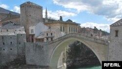 Stari most u Mostaru, foto: Midhat Poturović