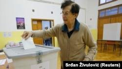 Glasanje u Sloveniji