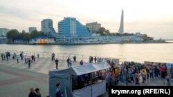 Відкриття фестивалю «Севастопольські вітрила» в Севастополі, 29 вересня 2019 року