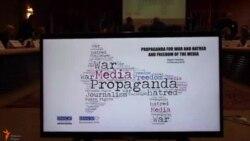 Европан кхерамзаллин организаци (ОБСЕ): Оьрсийчоьнан пропагандана дуьхьало ян еза