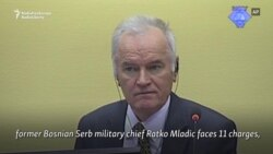 Ratko Mladic Awaits His Fate In UN War Crimes Court