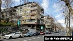 Protestna vožnja u Sarajevu 27. marta 2021.