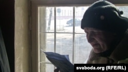 Лидия Коваленко, мать осужденного активиста оппозиции Сергея Коваленко. Минск, 15 марта 2012 года.