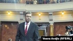 Премьер-министр Сербии Александр Вучич.