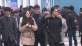 Өзбек студенттери коңшу өлкөдөн кайтууда