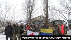Команда парамедиків з Окремої бригади швидкого реагування